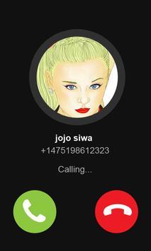 New Call From Jojo Siwa Prank poster