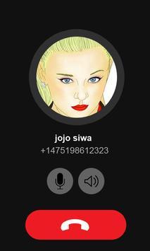 New Call From Jojo Siwa Prank screenshot 1