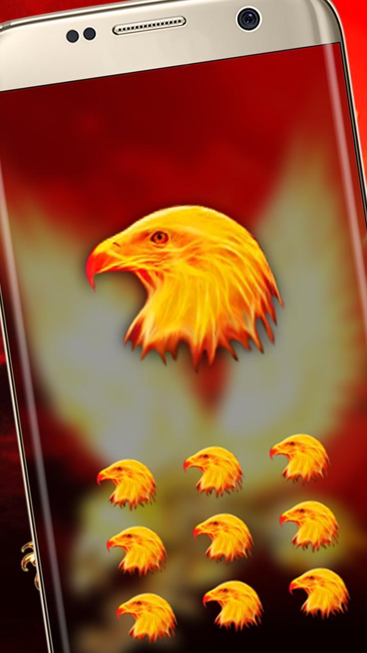 Tema Elang Api Melonjak For Android Apk Download