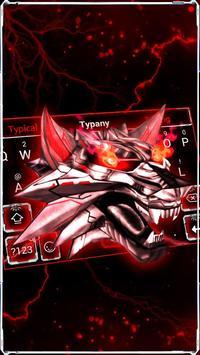 Fire Eye Wolf poster