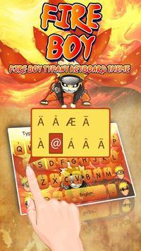 Fire Ninja Boy screenshot 1