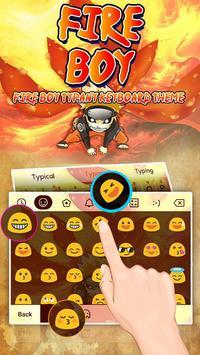 Fire Ninja Boy screenshot 2