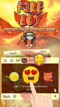 Fire Ninja Boy screenshot 3