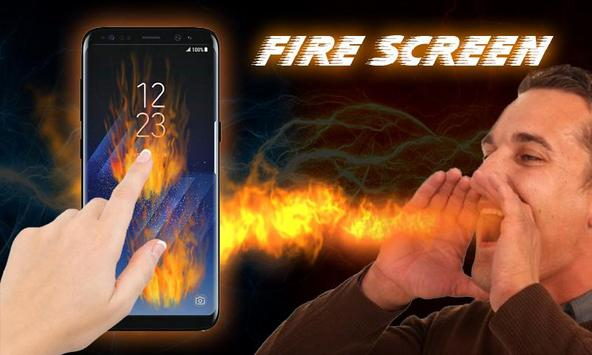 Super Fire Screen poster