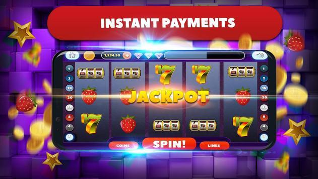 Slots and gaming machines - Luck Club screenshot 2