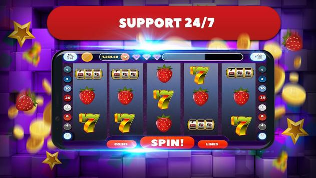 Slots and gaming machines - Luck Club screenshot 3