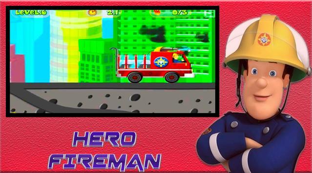 Super Fireman Game Hero Sam apk screenshot