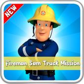 Super Fireman ™ : Firetruck Sam Mission Game Free icon