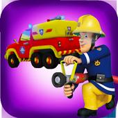 Fireman Sam Games Simulator icon