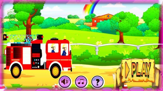 Fireman Sam Games Simulator poster