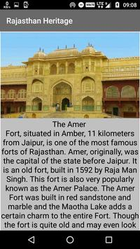 Rajasthan Heritage screenshot 2