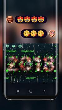Fireworks 2018 keyboard poster