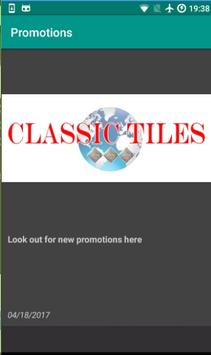 Classic Tiles Limited Product Calculator screenshot 2