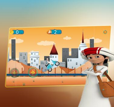 Mansour the Racing apk screenshot