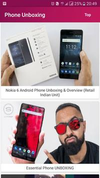Phone Unboxing and First Look poster