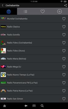 Radio Bolivia screenshot 3