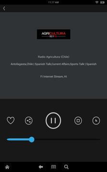 Radio Chile apk screenshot