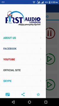 First Audio Tamil screenshot 6