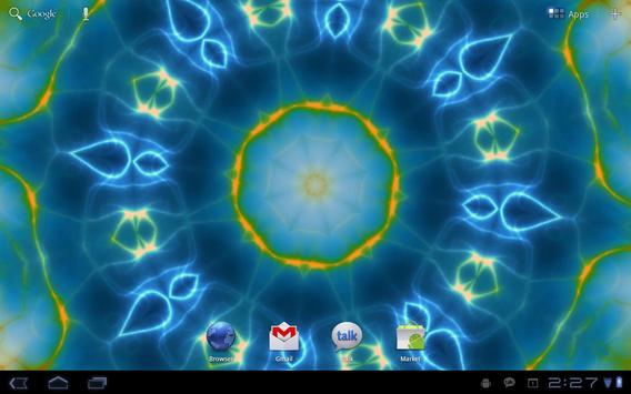 Prismatic Free Live Wallpaper apk screenshot