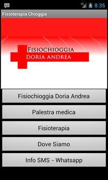 Fisioterapia Chioggia poster