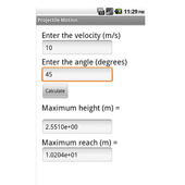 Projectile Motion icon