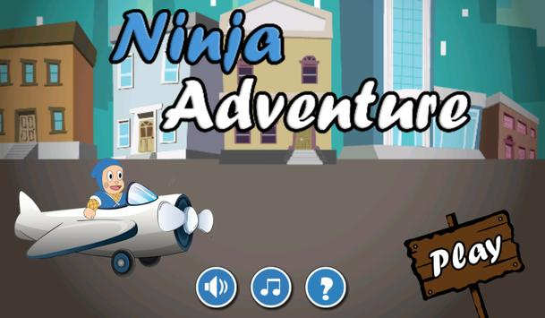 Ninja Adventure Hattori apk screenshot