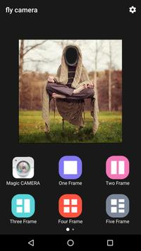 Fly Camera Air Photo Editor, Beauty, Selfie poster
