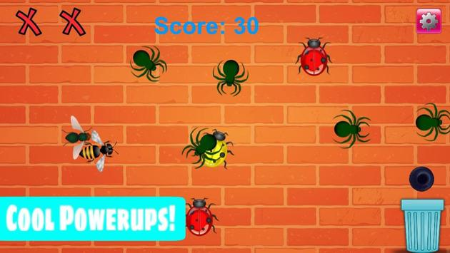 Fly Fall: Slice Frenzy screenshot 1