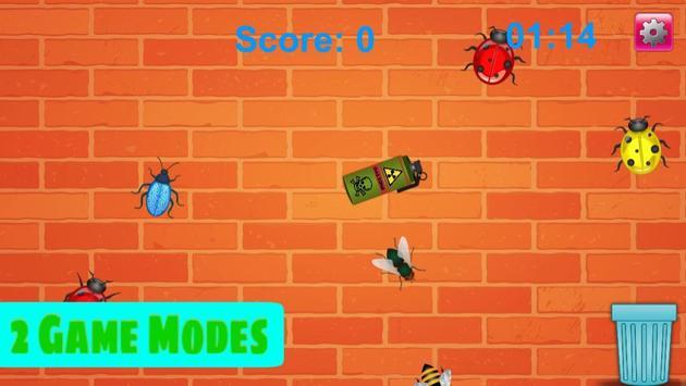 Fly Fall: Slice Frenzy screenshot 2