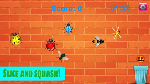 Fly Fall: Slice Frenzy screenshot 3