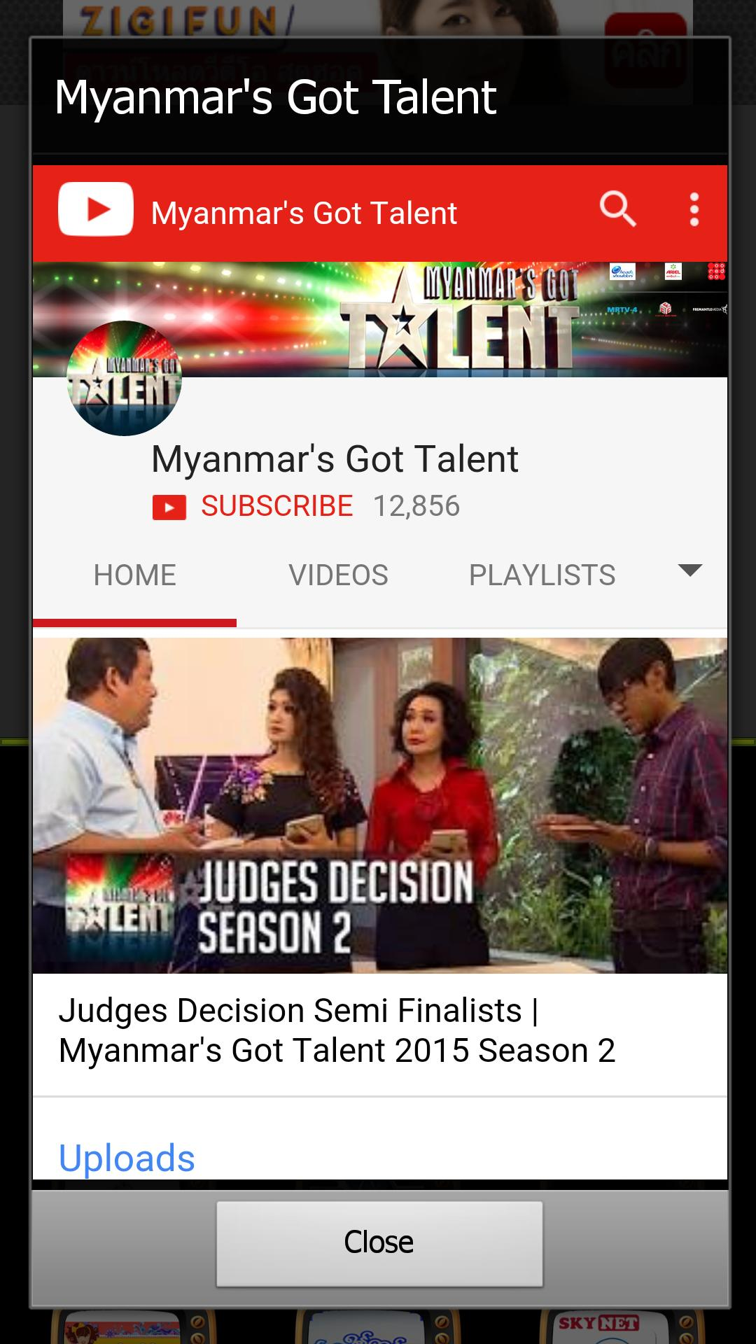 Myanmar TV Channel for Android - APK Download