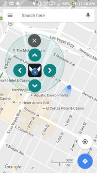 Fly GPS Location apk screenshot