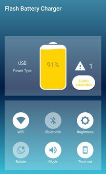 Flash Battery Charger poster