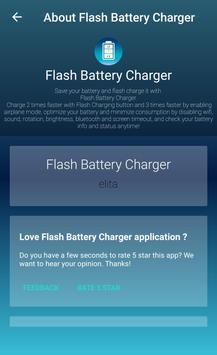 Flash Battery Charger screenshot 4