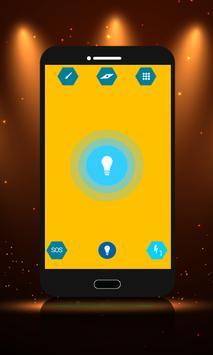 Den pin dieu sang - flashlight apk screenshot