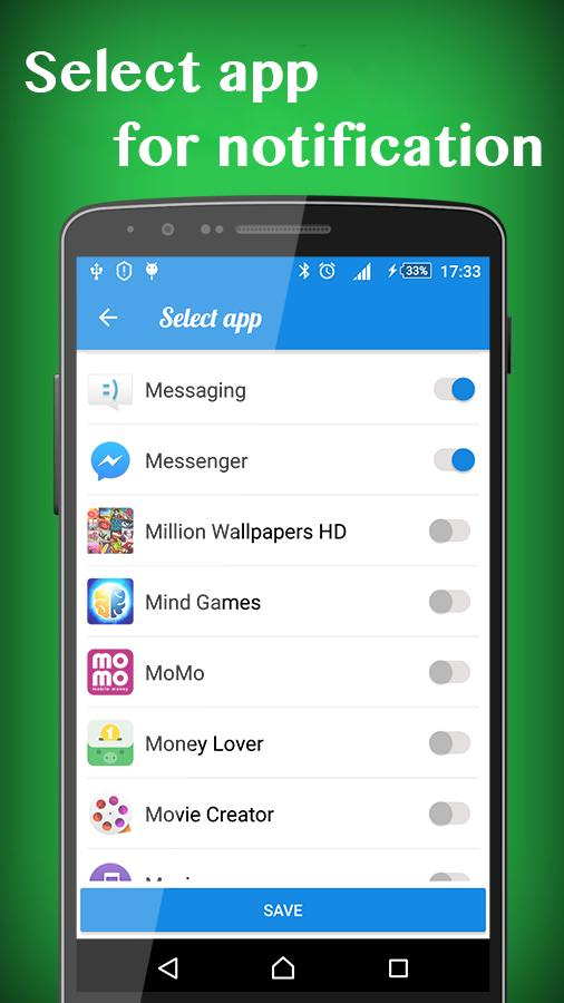 iFlash - Flash Alerts Call SMS for Android - APK Download