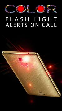 Color Flashlight Alert on Call screenshot 1