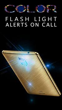 Color Flashlight Alert on Call screenshot 2
