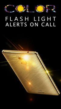 Color Flashlight Alert on Call screenshot 3