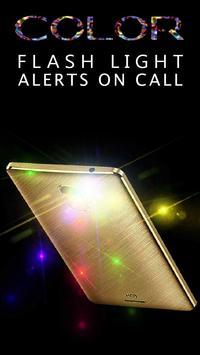 Color Flashlight Alert on Call screenshot 5