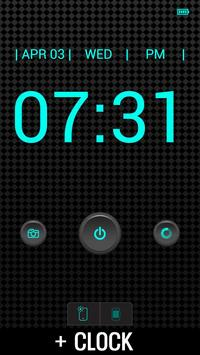 Lampu Senter + Jam apk screenshot