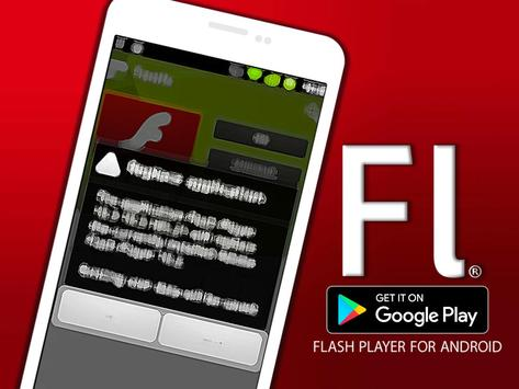 Flash Player On Android: PRANK apk screenshot