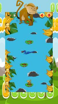 Flap Monkey Adventure 3D poster