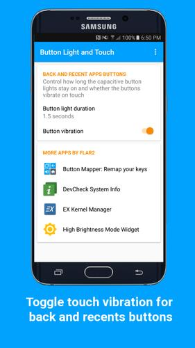 Button Light and Touch for Android - APK Download