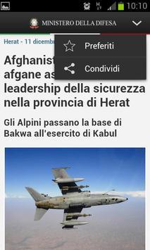 NewsDifesa apk screenshot