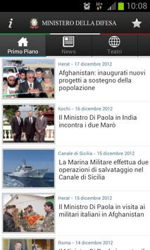 NewsDifesa screenshot 1
