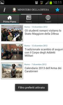 NewsDifesa screenshot 4