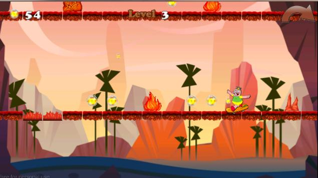 amazing flying clarence world apk screenshot