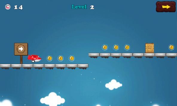 Super Hero Fly Wings screenshot 2
