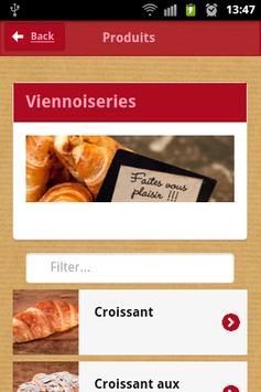 Fleur de pains screenshot 2